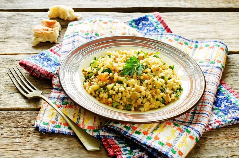 ricetta bulgur con verdure