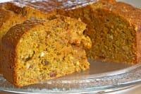 Torta di carote: golosa, sana, nutriente e colorata. La ricetta in versione vegan