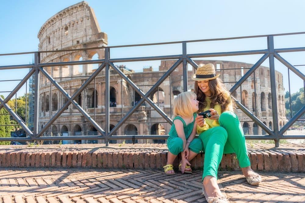 Cosa fare con i bambini a Roma