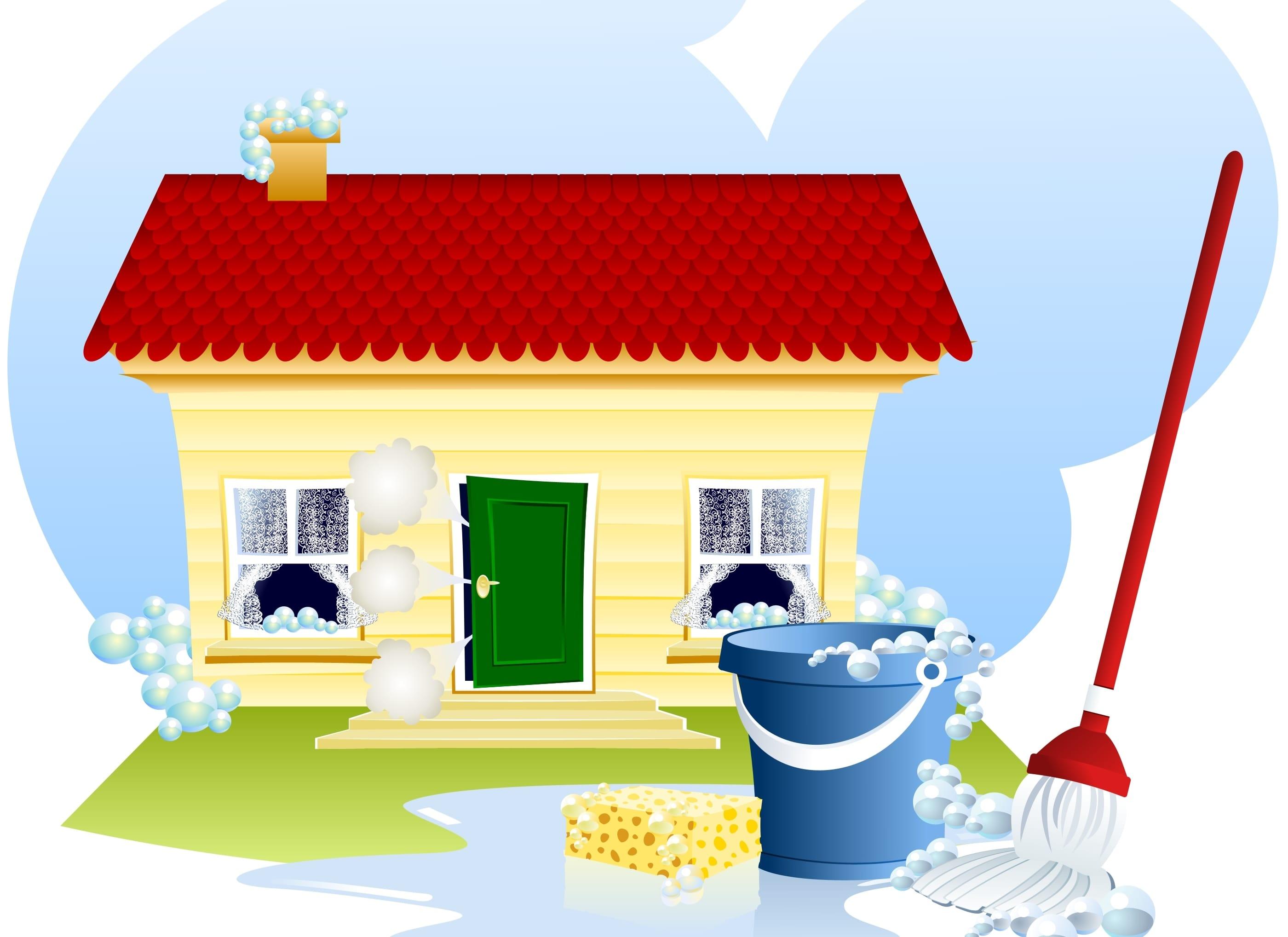 Pulizie al rientro dalle vacanze non sprecare - Prima casa non pignorabile dalle banche ...