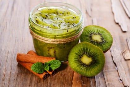 ricetta marmellata di kiwi