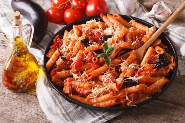 Ricetta pasta alla norma non sprecare for Piatto della cucina povera