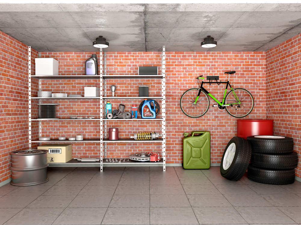 come pulire garage