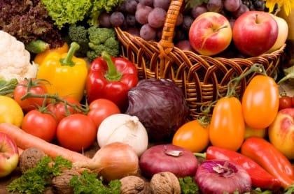 Frutta e verdura di stagione ottobre