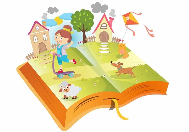 Importanza del racconto per sviluppare la creativit dei - Racconti biblici per bambini gratis ...