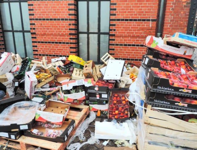 Lotta allo spreco di cibo: così la Danimarca è leader mondiale