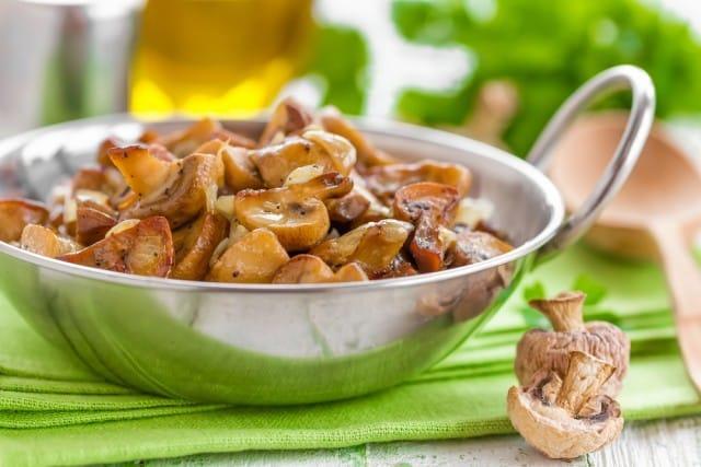Gustosi piatti ai funghi in versione vegan