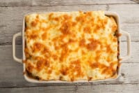 La ricetta delle lasagne con i funghi, un primo piatto nutriente, sano e ricco di gusto