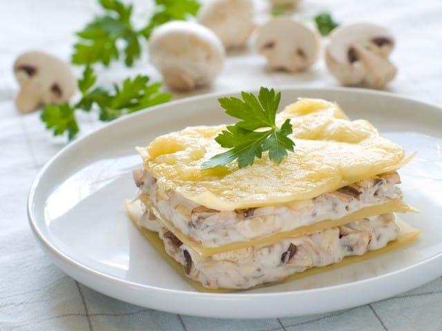 ricetta-lasagne-funghi-lasagna