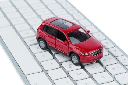 come vendere auto usate online