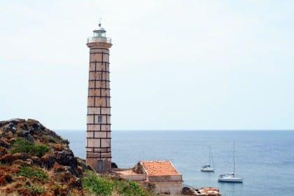 Faro di Punta Cavazzi - Ustica