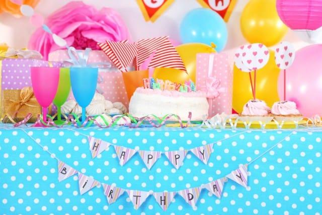 Conosciuto Decorazioni festa compleanno bambini fai da te - Non sprecare NV95