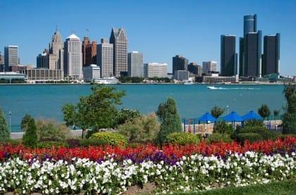 Orti in città, così Detroit è diventata la capitale delle fattorie urbane (Foto)