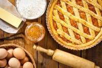 Crostata alla marmellata: la ricetta senza glutine