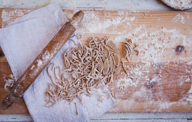 Pasta fatta in casa senza glutine: la ricetta