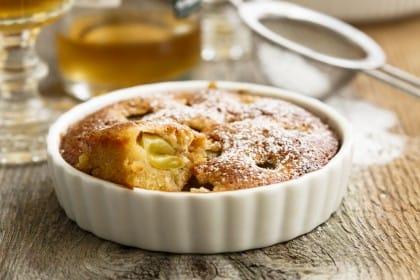 ricetta torta di uva