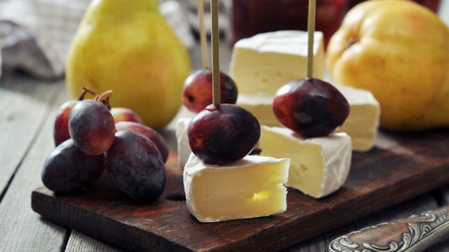 ricette con l'uva