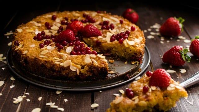 ricette torte per intolleranti al glutine