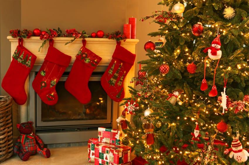 Addobbi Di Natale Immagini.Decorazioni Di Natale Fai Da Te Non Sprecare