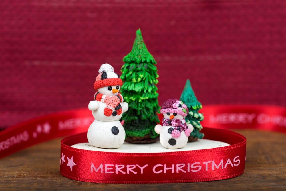 Favoloso Decorazioni natalizie con pasta al bicarbonato - Non sprecare LR74