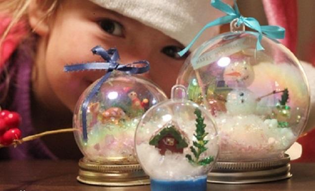 Lavoretti di natale per bambini non sprecare - Casa plastica per bambini ...