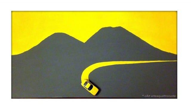 Opere d'arte con materiale riciclato: il progetto CART dell'artista Mario Ricci (Video)