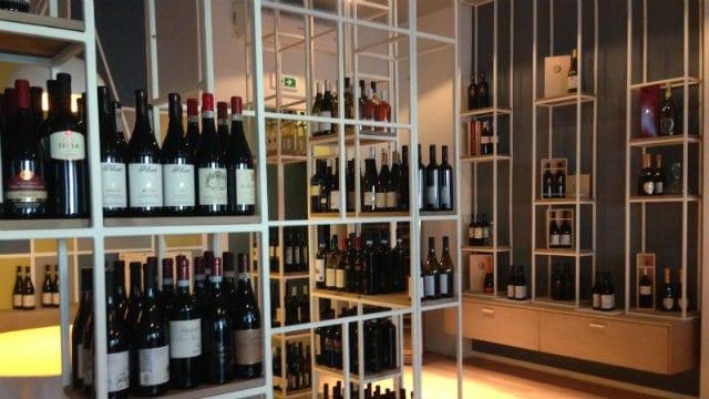 Selezione di vini del ristorante InGalera