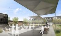 Il palazzo più bello in Inghilterra? Una scuola. Piena di luce, con parco, orto e piscina (foto)