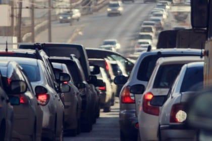 città slow traffic