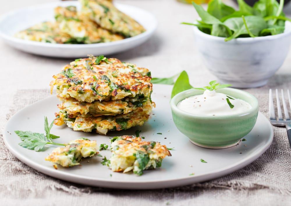 ricetta polpette di quinoa e spinaci