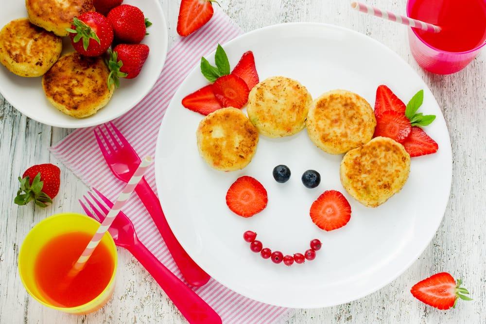 ricette vegetariane per bambini non sprecare