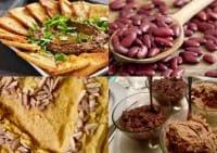 Hummus di fagioli, una ricetta vegetariana ricca di gusto