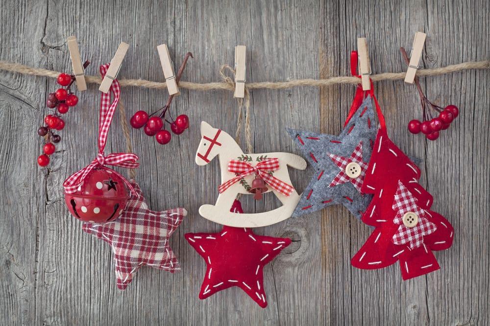 abbastanza Riciclo creativo delle decorazioni natalizie - Non sprecare MA06