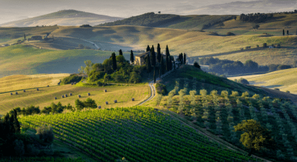 Agriturismi biologici: ecco i magnifici 8 in Italia