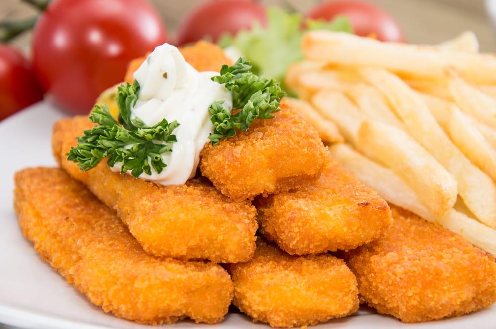 ricetta bastoncini di pesce non sprecare