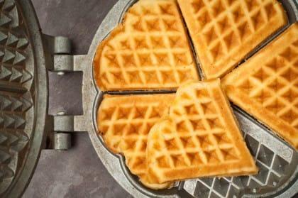 Ricetta waffle originale