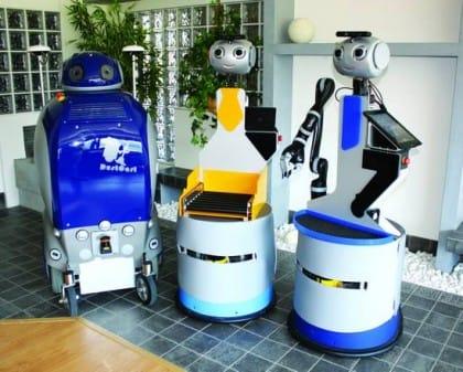 I robot-badanti si fabbricano in Italia. E cambieranno la vita a milioni di famiglie