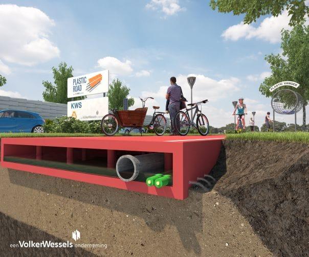 strada-plastica-riciclata-plastic-road-rotterdam (2)