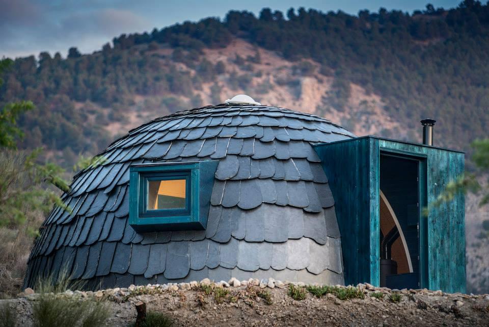 Igloo in legno non sprecare for Grandi planimetrie per le case