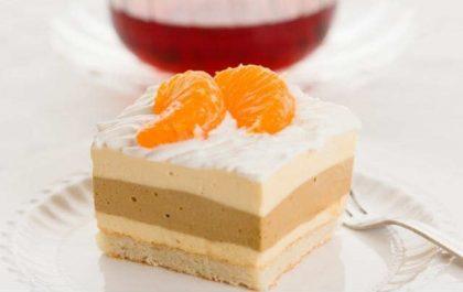 Bavarese ai mandarini: la ricetta per prepararla in casa con la frutta di stagione
