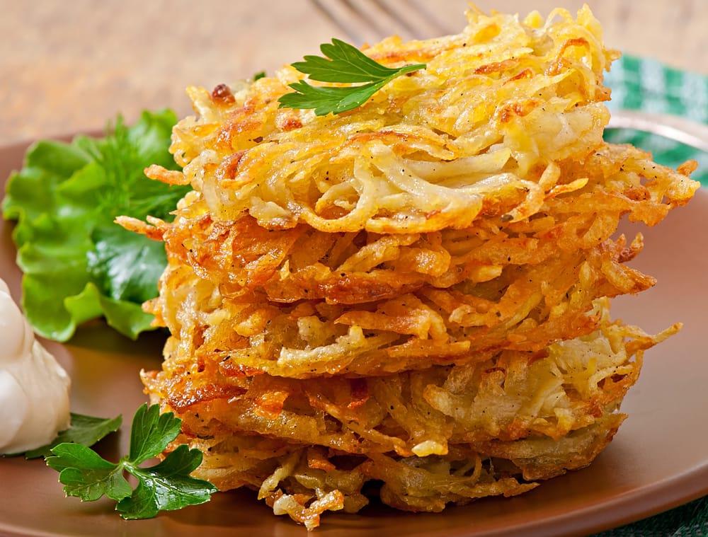 Ricetta frittelle di patate non sprecare for Ricette con patate