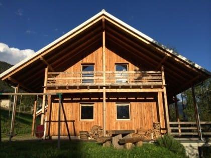 SaDiLegno, la casa di legno, sostenibile ed accogliente di Samuele Giacometti