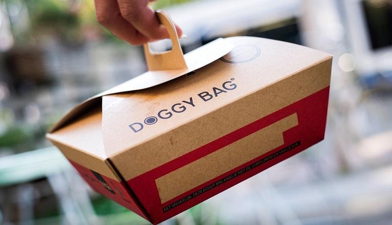 doggy bag al ristorante