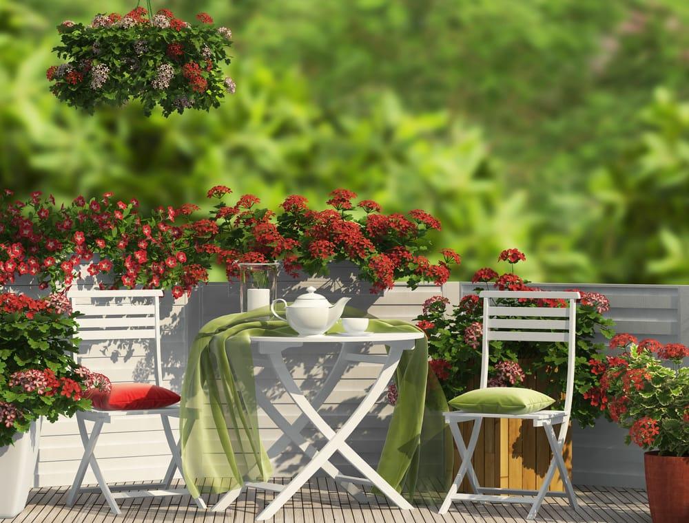Come pulire balconi e terrazzi non sprecare - Pulire fughe piastrelle vapore ...