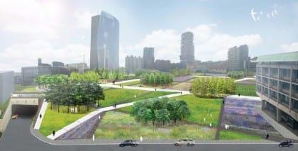 Biblioteca degli alberi, a Milano un grande giardino di 90mila mq (foto)