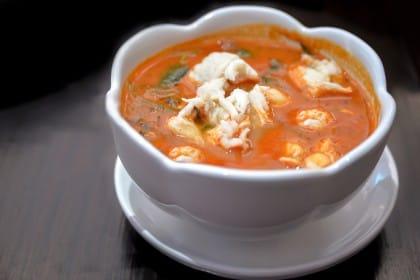 Zuppa di gamberi, la ricetta per farla in versione orientale. La più salutare