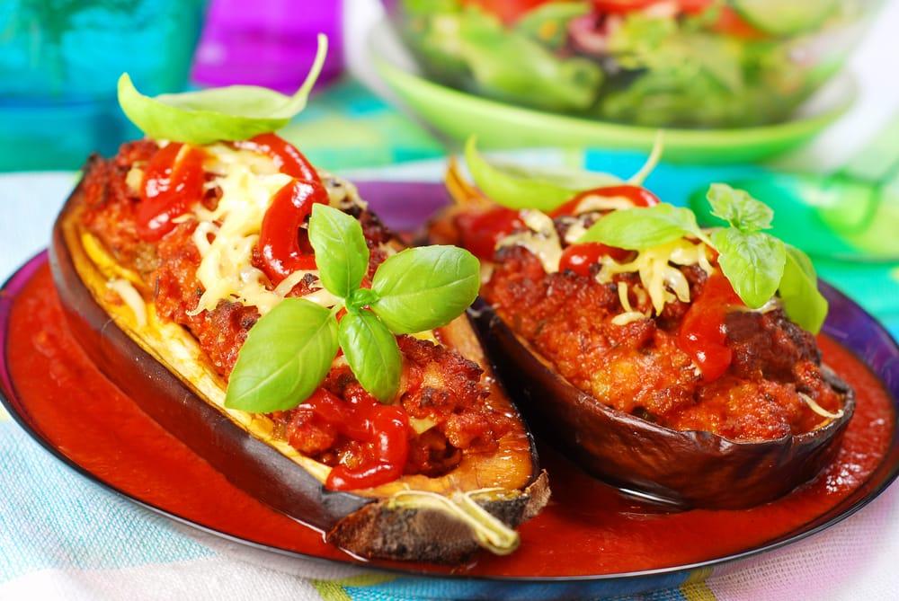 Ricette con le melanzane non sprecare for Melanzane ricette
