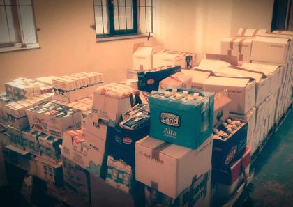 Magazzini sociali: il progetto per aiutare i poveri e combattere gli sprechi di cibo