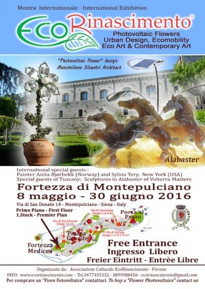 Mostra Internazionale EcoRinascimentale