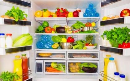 Cibi in freezer, quando il congelatore si può usare senza problemi. Anche per l'aglio